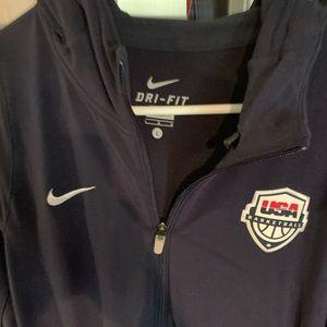 Nike USA Olympic trial team jacket RARE 1/100